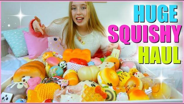 Free Squishy Haul Guide poster