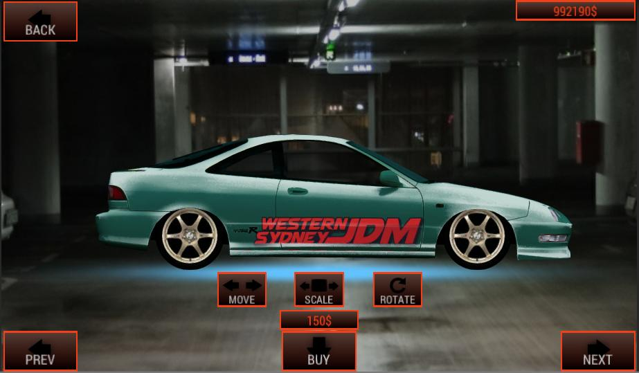jdm drag racing mod apk unlimited money