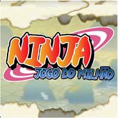 Ninja Shippuden Jogo do Milhão icon