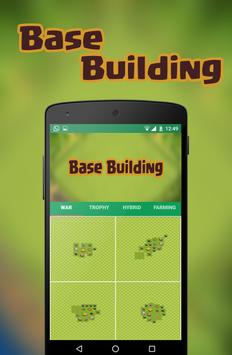 Base Building Guide for COC apk screenshot