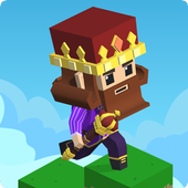 Tap Jump Heroes icon
