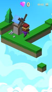 Tap Jump Heroes apk screenshot