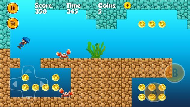 Super Smash World Run apk screenshot