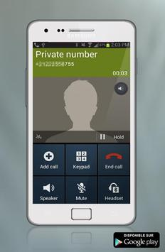 unmask private number : 2017 screenshot 2
