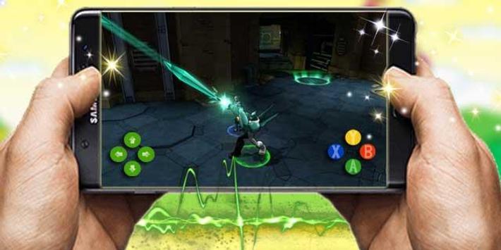 Super Ben : Diamond Head Warrior screenshot 1