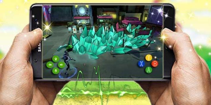 Super Ben : Diamond Head Warrior apk screenshot