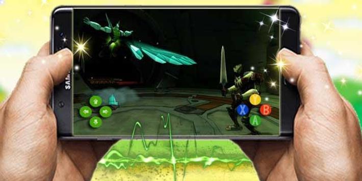 Super Ben : Diamond Head Warrior screenshot 3