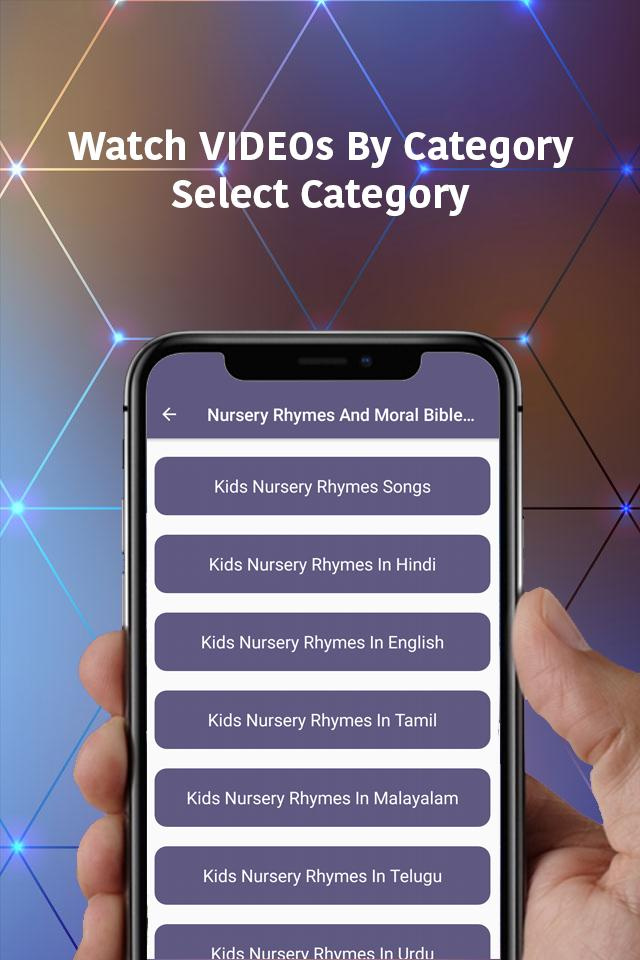 Nursery Rhymes And Moral Bible Stories for Android - APK