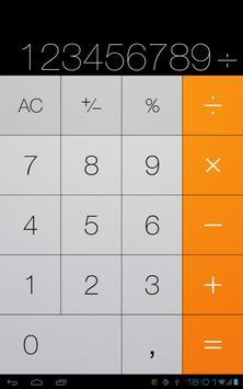 iCalculator FREE screenshot 1