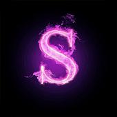 S Name Wallpaper HD icon