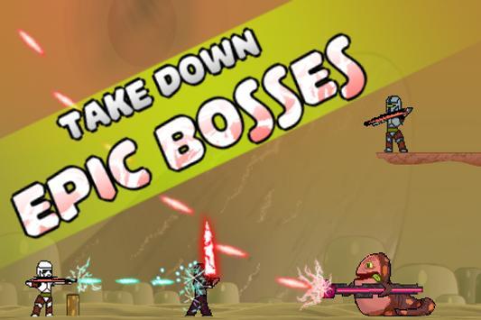 Galaxy Bounty Hunters screenshot 4