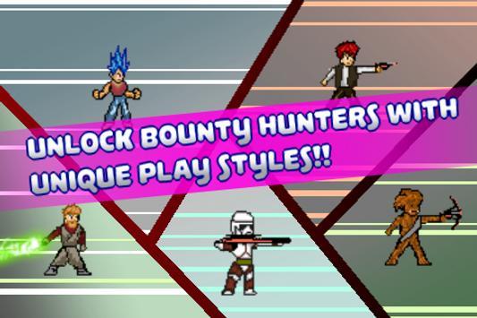 Galaxy Bounty Hunters screenshot 3