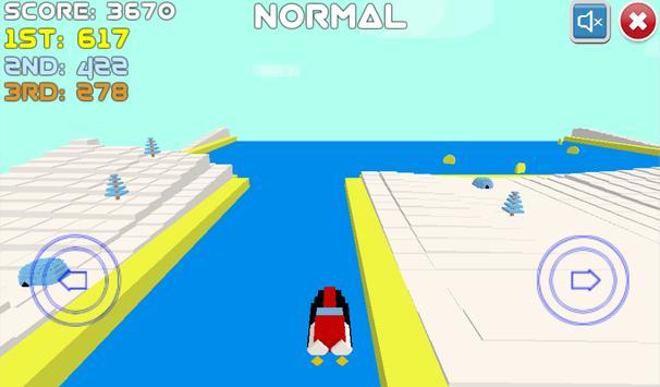 Endless Speed Boat Adventure screenshot 3
