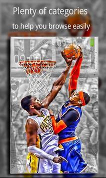4K NBA Fondos: Fondo de pantalla de baloncesto captura de pantalla 4