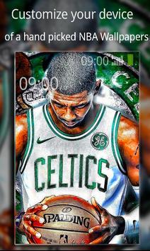 4K NBA Fondos: Fondo de pantalla de baloncesto captura de pantalla 6