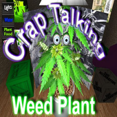 Grow Your Talking Weed Plant icon