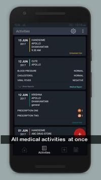 Medical Records Tracker Free screenshot 1