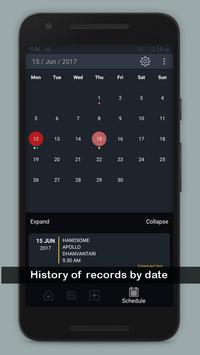 Medical Records Tracker Free screenshot 3