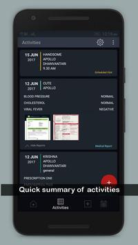 Medical Records Tracker Free screenshot 5