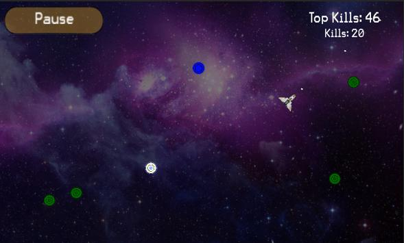 Solar Hero: UFO Invasion Free apk screenshot