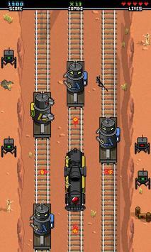 Ninjas Don't Like Trains apk screenshot