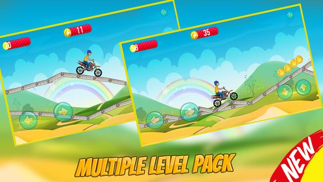 Jeffy Moto Race : SML Game apk screenshot