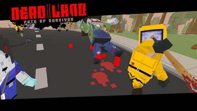 Deadland - Fate of Survivor (Unreleased) apk screenshot