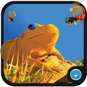 Demon Frog _ icon