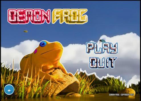 Demon Frog _ screenshot 3