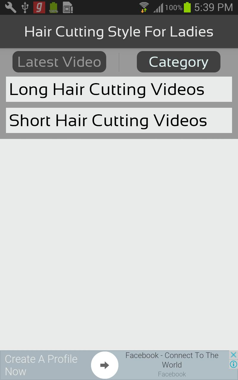 New Hair Cutting Style For Ladies Girls Women For Android Apk Download