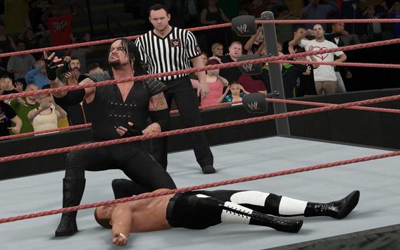 NEW WWE 2K17 Guide apk screenshot
