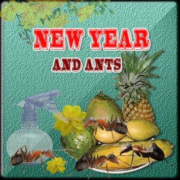 NEW YEAR and Ants 1 poster