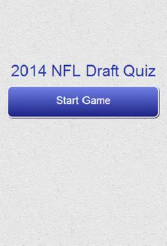 2014 NFL Draft Trivia poster