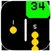 SnakeAndBlock icon