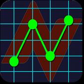 空間&積算線量モニタ icon
