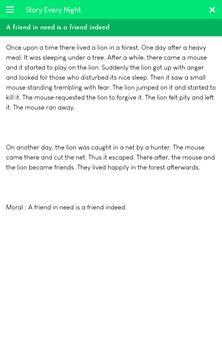 Story Every Night screenshot 7