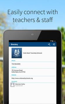 Colts Neck Schools App screenshot 1