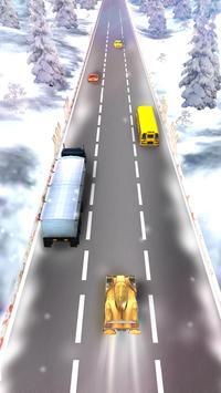 Racing games:car racer screenshot 2