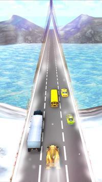 Racing games:car racer screenshot 6
