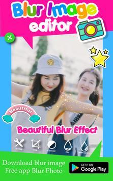 Blur Image Editor screenshot 1