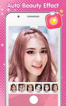 Lovely Pink Camera Filters poster