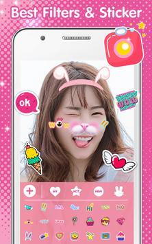 Lovely Pink Camera Filters screenshot 2