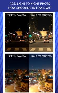 Selfie Night Camera poster