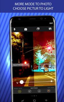 Selfie Night Camera screenshot 1