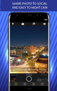 Selfie Night Camera screenshot 2
