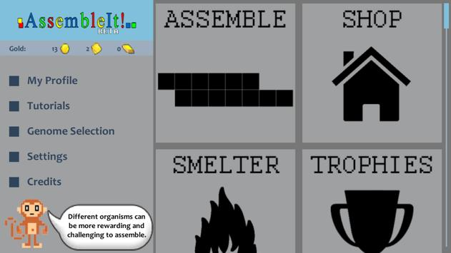 AssembleIt! (Unreleased) screenshot 1