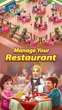 明星主廚:烹調與餐廳遊戲 截圖 1