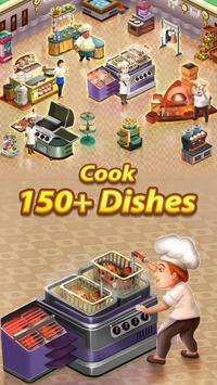 明星主廚:烹調與餐廳遊戲 截圖 2