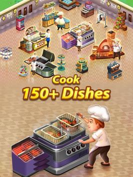 明星主廚:烹調與餐廳遊戲 截圖 9