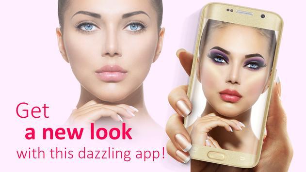 Makeup Photo Editor screenshot 3